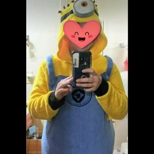 Adult Minion Costume